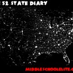 The Exclusive 'MSE 52 State Diary'