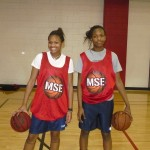 Middle School Elite Jeune Sisters