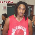 keJuan Johnson: John Lucas International Camp