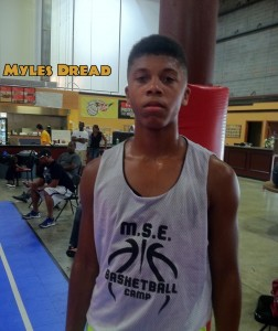 Myles Dread Middle School Elite