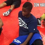 Is Zion Harmon Best Rising 6th Grader?