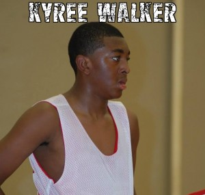 6th Grade Kyree walker is 6'1""