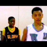 Middle School Hoops Captures Zion Harmon vs Jaden Springer