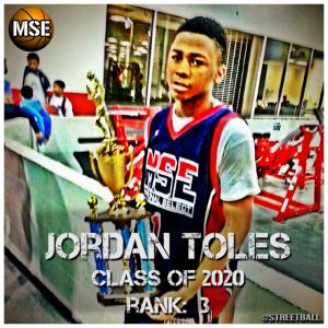 Jordan Toles