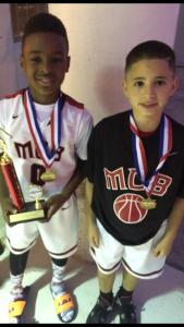 LeBron James Jr. & Brandon Garcia were 3rd grade teammates on Miami City Ballers