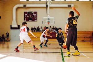 Ty Virgil (Ca.) Basketball Diary first entry