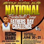 MSE Father's Day Challenge Camp June 20-21, 2015