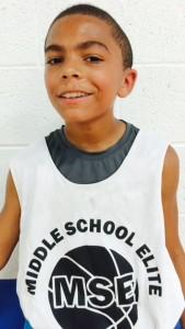 Class of 2024 Elijah Redfern