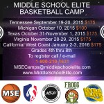 Register for MSE California / West Coast Camp January 2-3, 2016
