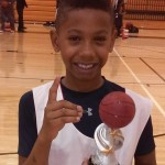 4th Grader Jerry Easter Impresses @ MSE Michigan Camp