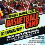 MSE Basketball Camp Schedule 2018