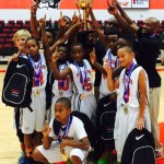 #1 5th grade team in the nation - Team Takeover