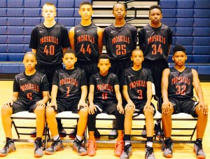 #1 6th Grade Team in the nation - Nike ProSkills