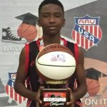 7th Grade Kenechi Onuaguluchi is California Hoop
