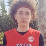 Class of 2021 Noah Veluzat is White Shadow
