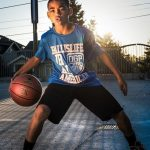Class of 2023 Chas Lewless is Flawless
