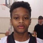 8th Grade D'Anthony Shaw has Court Vision