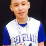 Ambitious 5th Grade Isaiah Brenneman