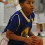 Young Melo: 5th grade Donald Watts III