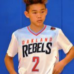 Oakland Rebel 7th Grade Jordan Lee