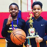 Most Dangerous Backcourt in Ohio: 5th Grade Nino Nesbitt and Juwan Turner