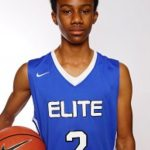 Elite 8th Grade Tremain Davis
