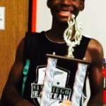Prince 7th Grade Jeremiah McClure