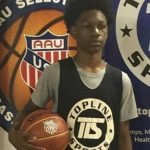 Super 8th Grade Langston Terry