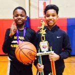 6th Grade Dynamic Dual: Nino Nesbitt and Juwan Turner