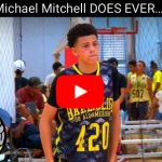 Smooth 9th Grade Michael Mitchell