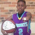 Buckets 4th Grade Jayden Brown