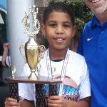 President 6th Grade Donald Watts