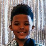 Futuristic 2nd Grade Isaiah Rider