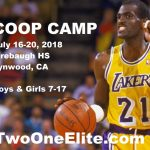 Register for the Coop Camp on July 16-20, 2018
