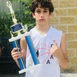 Number One Stunner 2024 Eli Teslovich