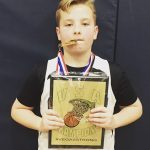 Sleeper 6th Grade Mason Schweitzer
